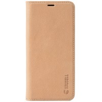Krusell Sunne4 Card Folio Wallet For Samsung S9 in Nude