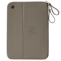 Walk On Water Drop Off tablet case for iPad Air in grey
