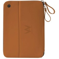 Walk On Water Drop Off tablet case for iPad Air in orange