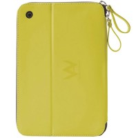 Walk On Water Drop Off tablet case for iPad Air in yellow