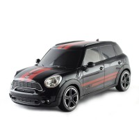 Remote control Mini Countryman 1:24 in black