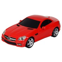 Remote control Mercedes-Benz SLK 350 1:24 in red