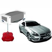 Remote control Mercedes-Benz SLK 350 1:24 in silver