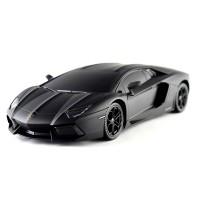 Remote control Lamborghini Aventador LP 700-4 1:24 in black