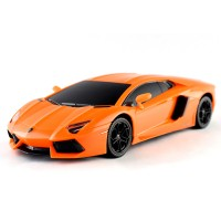 Remote control Lamborghini Aventador LP 700-4 1:24 in orange
