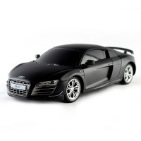 Remote control Audi R8 GT limited edition 1:24 in black