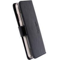 Krusell Ekero 2 in 1 Wallet Case in Black - For iPhone 7 Plus