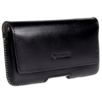 Krusell Hector Plus 4 xl universal pouch in black - 60852