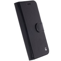 Krusell Ekero 2 in 1 Wallet Case in Black - For Samsung S8