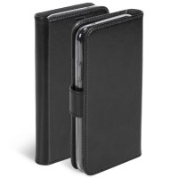 Krusell Ekero 2 in 1 FolioWallet in Black - for iPhone X