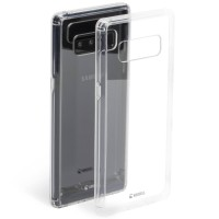 Krusell Kivik Transparent Cover - For Samsung Note 8