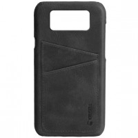 Krusell Sunne2 Card Cover For Samsung S9 Plus In Black