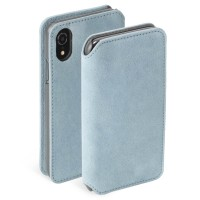 Krusell Brody 4 Card SlimWallet Case in Blue - For iPhoneXR
