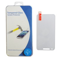 "Pama clear tempered glass screen protector for Alcatel Pixi4 5""  - 1 per pack"