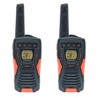 Cobra AM1035 floating walkie talkie radio twin pack.