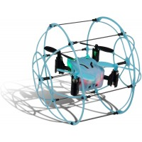 Arcade Mini Pico Cage Drone - Blue/Black