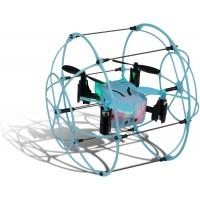Arcade Mini Pico Cage Drone - Blue/Black