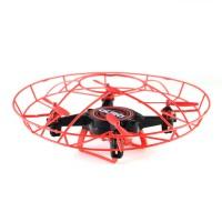 Kurio Aura Gesturebotics Gesture-controlled Flying Robotic Drone - Red/Black