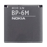 Genuine Nokia BP-6M Battery