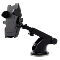 Pama universal one touch holder with long neck - dash & window mounted