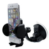 Pama executive bracket and window sucker extension arm for smartphones