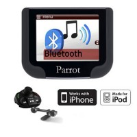 Parrot MKI9200 Bluetooth music kit with A2DP iPod connection USB