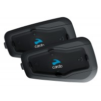Cardo Freecom 1+ Duo Motorcycle Bluetooth Communication System