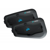 Cardo Freecom 2+ Duo Motorcycle Bluetooth Communication System