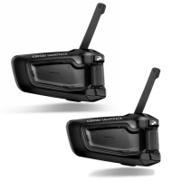 Cardo Scala Rider SmartPack duo motorcycle Bluetooth handsfree.