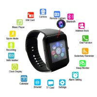 "Pama Bluetooth smart watch with 2G & camera 1.54"" screen"