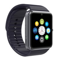 "Pama Bluetooth Smart Watch with 2G, Camera & 1.54"" Screen"