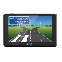 Cobra C6500 Syrius car sat nav full european mapping