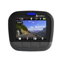Cobra CDR 855 1080p HD Dash Cam with Bluetooth & GPS
