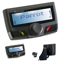 Parrot CK3100 24V  LCD Bluetooth Handsfree Car Kit with Caller ID