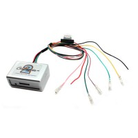 Connects2 Universal Wireless Steering Wheel Interface Set for Mazda