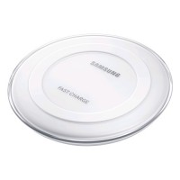 Genuine Samsung Qi wireless charger in white