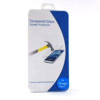 "Pama clear tempered glass screen protector for Google Pixel 5"" - 1 per pack"