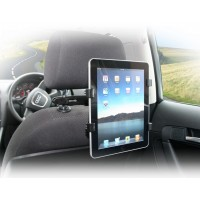Pama universal holder and headrest mount for iPad and other  tablets