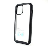 Pama TPU Case With Two Layer Structure For iPhone12 Pro Max In Black