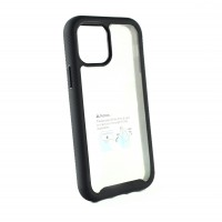 Pama TPU Case With Two Layer Structure For iPhone12/12 Pro In Black