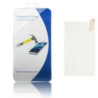 Pama clear tempered glass screen protector for iPhone4 - 1 per pack