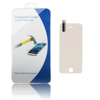 Pama clear tempered glass screen protector for iPhone5 - 1 per pack