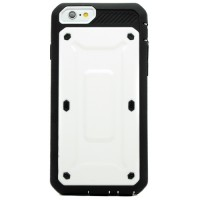 Pama Armour case for iPhone6 in white/black