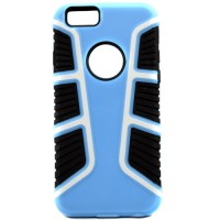 Pama Armour case for iPhone6 in blue/white/black