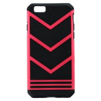Pama Armour chevron case for iPhone6 in red