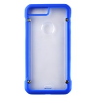 Pama Armour case 12 for iPhone7 Plus in blue/transparent