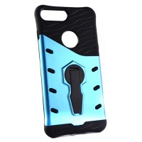 Pama Armour case 10 for iPhone7 Plus in blue/black with stand