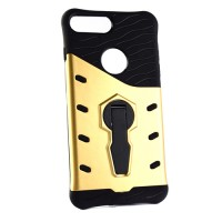 Pama Armour case 10 for iPhone7 Plus in gold/black with stand
