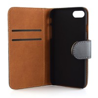 Pama wallet hard frame case to fit iPhone7 in black