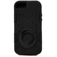 Pama Armour chunky case for iPhone SE in black